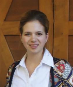 Вице президент по сотрудничеству с Китаем - Аникиева Ангелина Юрьевна