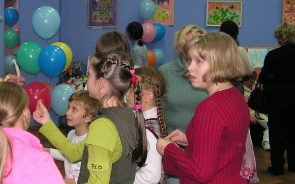 Праздник для детишек
