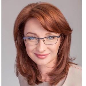 Вице президент по работе в Крымском федеральном округе - Романова-Плаксина Олесия Александровна