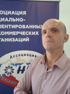 Исполнительный директор - Гортинский Вячеслав Георгиевич